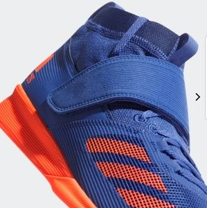 Adidas Crazy Power RK Cross Trainer lifting shoes
